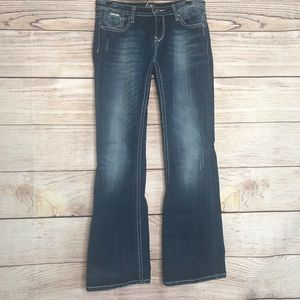 Express Jeans| Express by Rerock Boot cut size 8R